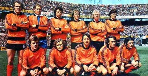 Nederland Europees brons 1976.
