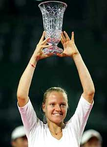 WTA zege in Peking