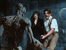 in 'The Mummy'